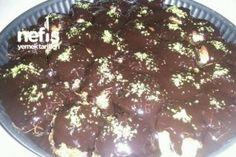 Kadayıflı Revani (Yok Böyle Muhteşem Bir Lezzet) - Nefis Yemek Tarifleri Biscotti, Pudding, Desserts, Food, Tailgate Desserts, Deserts, Custard Pudding, Essen, Puddings