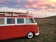 Wine Country Wedding - VW Bus Photo Booth - Das Bus