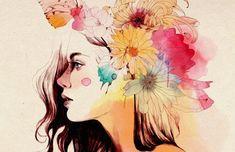 Las 5 claves de un buen contrato emocional El buen contrato emocional se basa en un compromiso auténtico con nosotros mismos. Si no te amas a ti mismo, lo rompes. Si te alimentan con el salario de la manipulación y la toxicidad, ese contrato también queda dañado. Hemos de aprender a ser buenos gestores de … Fun Illustration, Portrait Illustration, Crown Art, Sketch Painting, Love Drawings, Simple Art, Love Art, Art Inspo, Art Girl