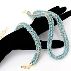 Super Duo Square Rope | JewelryLessons.com