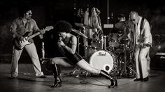 Betty Davis Live Funk-Rock Show They Say She's Different Melbourne   BettyD Images