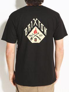 #Brixton Stratton #Tshirt $19.99