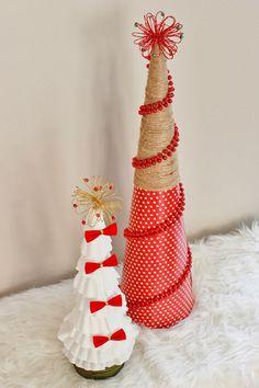 Diy christmas tree cones christmas pinterest diy christmas diy christmas tree cones solutioingenieria Choice Image