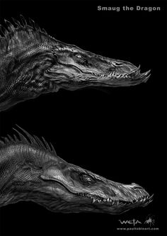 The Hobbit: Desolation of Smaug - The Art of Paul Tobin - Galleries