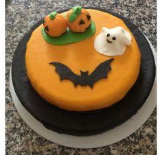 Réalisez un gâteau pour Halloween : Christelle F