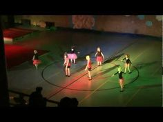 fc meppel gym uitvoering - meisjes 6-10 en 16+ - YouTube