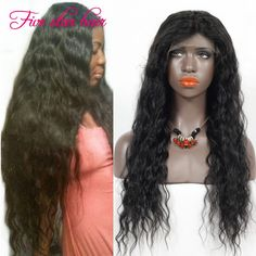 Find More Human Wigs Information about 150 density Human Hair full lace wigs Glueless natural hairline virgin Peruvian lace front wigs with baby hair for black women,High Quality wig caps for lace wigs,China wig panty Suppliers, Cheap wig full from Five star human hair products store  on Aliexpress.com