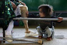 Afghanistan's Children of War - In Focus - The Atlantic