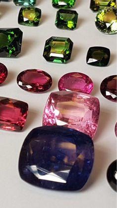Natural polished gem stones from zerahshop