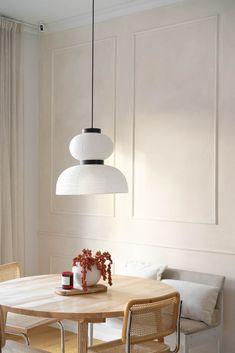 Dream Home Design, House Design, Wall Design, Interior Styling, Interior Decorating, Interior Design, Rattan Furniture, Furniture Design, Living Room Panelling