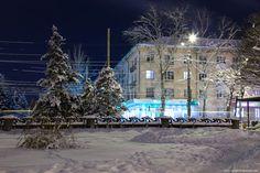 Фотоблог Вадима Кондратьева - Тольятти: парк Центрального района и окрестности