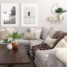 Earth tones create a space that feels warm and serene (: Pinterest Contributor; @diyplaybook) #downtoearth #MakeHomeYours by homegoods