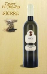 Muscat  Weinproduzent: Caves du Paradis