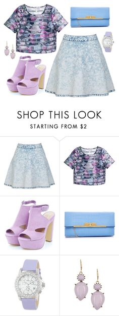 """""""Lilliana"""" by taytaybeck ❤ liked on Polyvore featuring H&M and Madison Parker"""