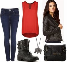 Vampire Diaries Katherine outfit