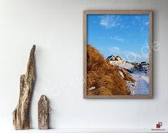 11 x 14 SHABBY Holz Rahmen Mock-up Szene Smart von MockupShop