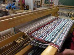 kertunpolku Tear, Loom, Weaving, Surface, Texture, Patterns, Rugs, Wallpaper, Home Decor