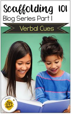 Get ready to jump in to the new school year with scaffolding strategies and ideas for speech therapy. Activities any educator can do.