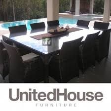 23ac5dae7588 Image result for rattan ten seater dining table
