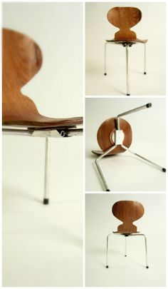 1/4 model ANT chair