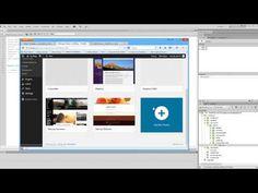 Create a WordPress Child Theme using DreamWeaver - YouTube