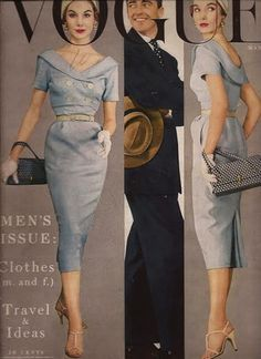 Vogue May 1953 The Men's Issue