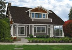 House Plans - Prentice - Linwood Custom Homes
