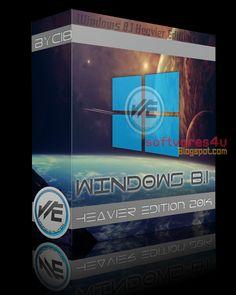 Windows 8.1 Heavier Edition 2014 x64/x86 Pre-Activ... Microsoft Windows Operating System, Deep Freeze, Watch Live Tv, Tech Hacks, Windows 8, Mobile App, Hd Wallpaper, Dexter, Technology
