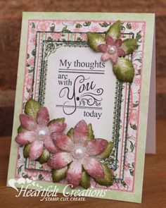 Heartfelt Creations | Thoughts With You