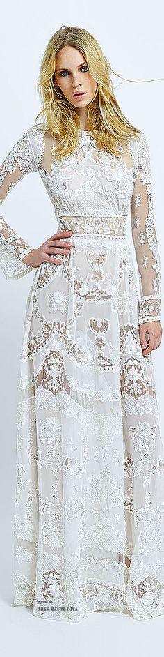 Bohemian Gypsy Style / karen cox. ☮ Zuhair Murad Spring Summer 2015 RTW ♔ THD ♔