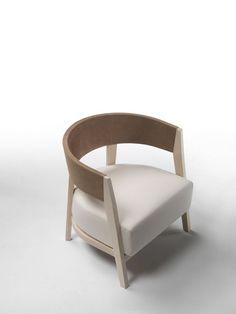 """  P   Armchair - Flexform Antony Seat Height = 15-3/4"""""""
