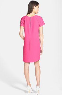 Wayf Crepe Shift Dress | Nordstrom