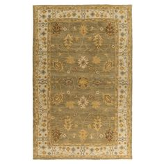 Middleton Green Willow Area Rug