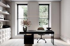 Park Avenue on Behance Furniture Design, Home, Home Office Design, Office Interior Design, Showroom Interior Design, Apartment Interior Design, Interior Design, House Interior, Apartment Interior
