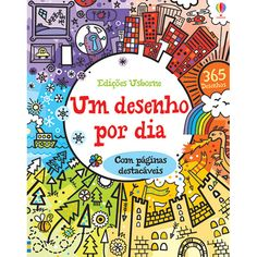 Livro - Um Desenho Por Dia