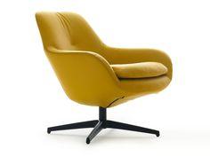 沙发椅 SILENE by LEOLUX | 设计师Thijs Smeets