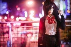 Kirishima Touka O.O =^_^= by:Mon(Mon❥小夢夢) Toka Kirishima Cosplay Photo - WorldCosplay