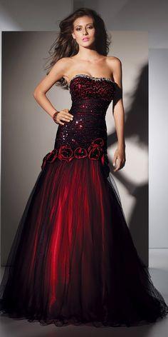 ALYCE BLACK LABEL EVENING DRESS (5456)