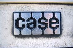 CASE tractor emblem