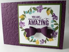 Painted Petals Stamp set, in combination with fantastic Stampin Up Products used to make a selection of cards in our monthly workshop Free products from the SAB catalogue with a purchase of £45 from the annual or spring/summer catalogue during Jan - March 2015