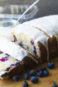 Blueberry Lemon Pound Cake   theviewfromgreatisland.com