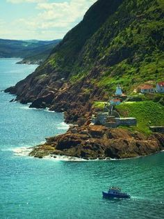 St. John's, Newfoundland and Labrador, Canada #FeelGoodSights
