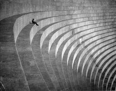 The Thinker by Hiromu Kira, circa 1930s