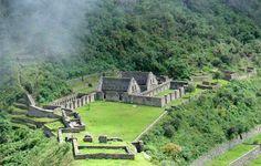 Near Macchu Pichu