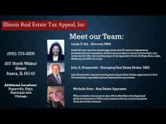 McHenry County real estate tax appeal - YouTube