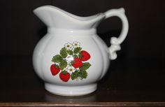 Vintage McCoy Strawberries