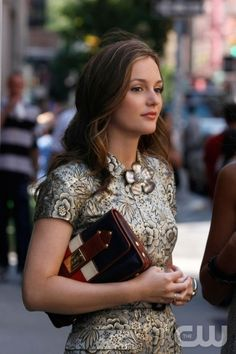 """Reversals of Fortune""  Pictured: Leighton Meester as Blair  Photo Credit: Giovanni Rufino / The CW  © 2009 The CW Network, LLC. All Rights Reserved."