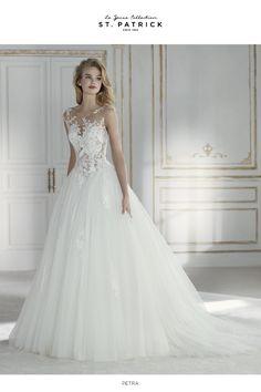 e85eee17507e Las 28 mejores imágenes de La sposa 2018 | Vestidos de novia ...
