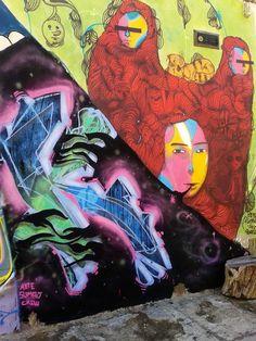 Bolivia Graf  Arte Urbano