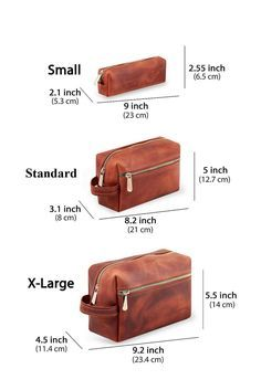 Personalized Mens Gift Leather Toiletry Bag Travel Bag Dopp kit Groomsmen gift Wedding Gift Father's Day personalize gift Dopp Kit, Leather Pouch, Leather Men, Leather Bag Pattern, Personalized Gifts For Men, Leather Projects, Toiletry Bag, Groomsman Gifts, Leather Craft